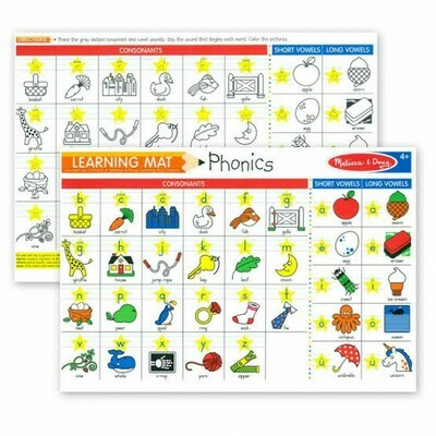5030-ME PHONICS WRITE-A-MAT