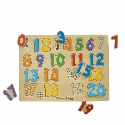 339-ME NUMBERS SOUND PUZZLE