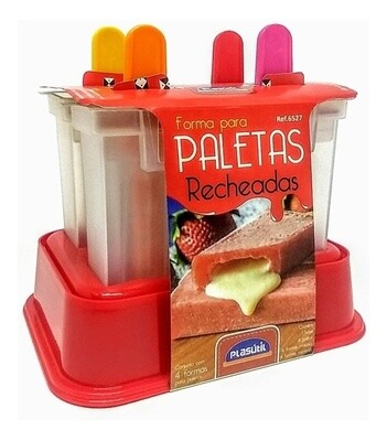MOLDE P/PALETA RELLENA 6527 PLASUTIL