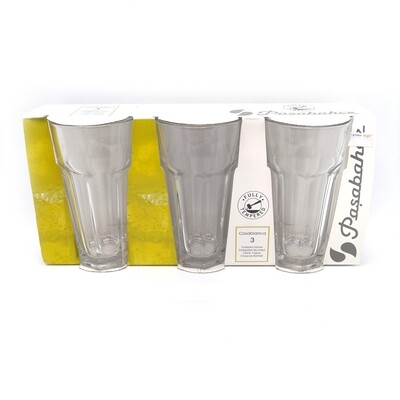 SET 3PZS VASO 12-1/4OZ 52706