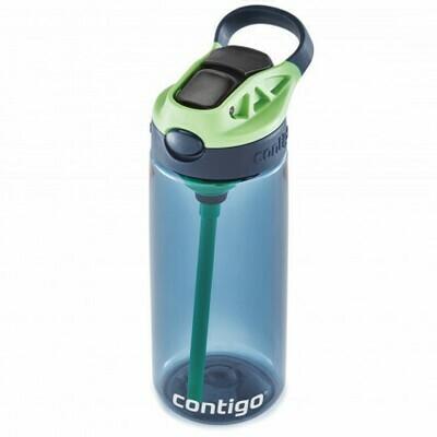 BOTELLA 591ML AUTOSPOUT BLUE GREEN APPLE CONTIGO