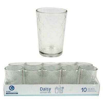 SET D/VASOS 10PZAS 200ML