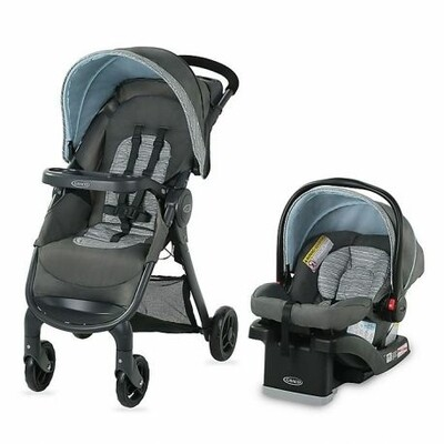 GRACO CARRITO TS FAST ACTION SE CARBIE
