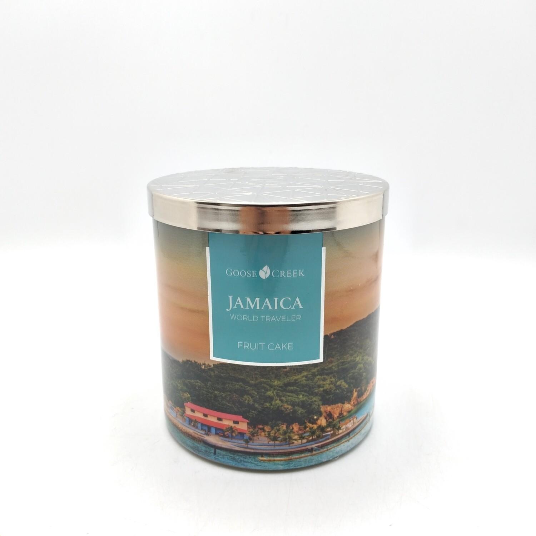 VELA AROMA 453GR WORLD TRAVELER - FRUIT CAKE