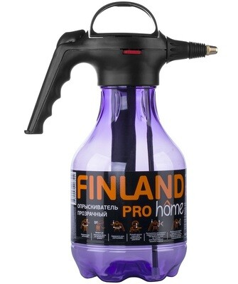Опрыскиватель FINLAND 1730  2,0 литра (прозрачный)