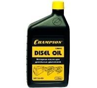Масло CHAMPION 10W40 , 1 л для дизельных двигателей
