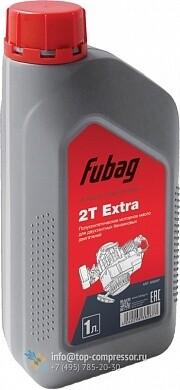 Масло Fubag EXTRA 2Т моторное  полусинтетическое для двухтактных бензиновых  двигателей 1 л,