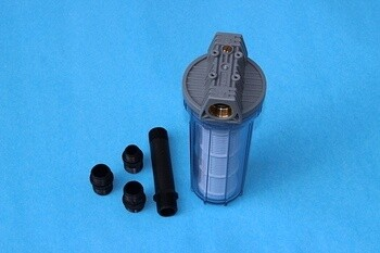 Фильтр 250/1 пласт. 110156