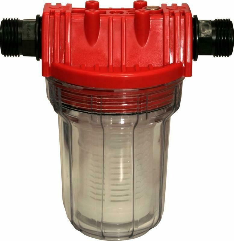 Фильтр QUATTRO ELEMENTI для воды 1 литр, предварительной очистки