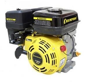 Двигатель CHAMPION 4,0 л.с. G120HK 118см3 диам.19мм шпонка 13,4кг