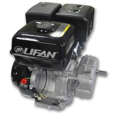 Двигатель Lifan 168F-2R  D20