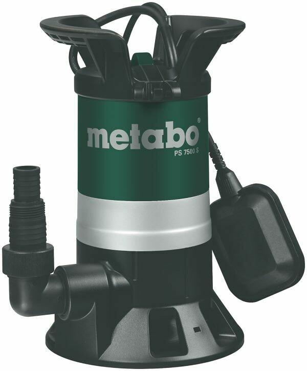 Насос погружной Metabo PS 7500 S