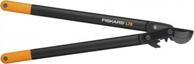 Сучкорез Fiskars L78 PowerGear™ с загнутыми лезвиями 1000584