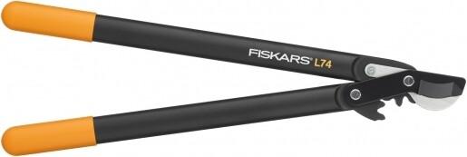 Сучкорез Fiskars L74 PowerGear™ с загнутыми лезвиями 1000582