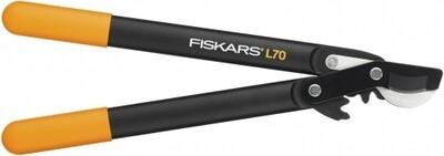 Сучкорез Fiskars L70 PowerGear™ с загнутыми лезвиями 1002104