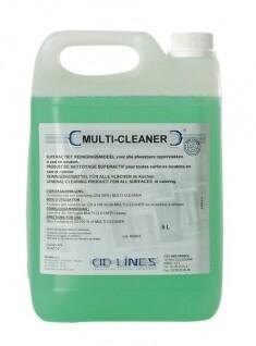 Средство 8225  очиститель салона автомобиля 25л Multicleaner Transport