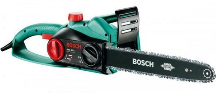 Эл. пила цепная Bosch AKE 40 S0 600 834 600