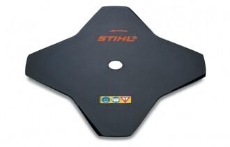 Полотно Stihl 4001-713-3801 для скаш. травы 4зуб., 230мм (FS55/80/85/100/120, FR85/350/450)