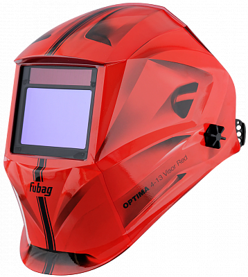 Cварочная маска Fubag OPTIMA 4-13 VISOR RED