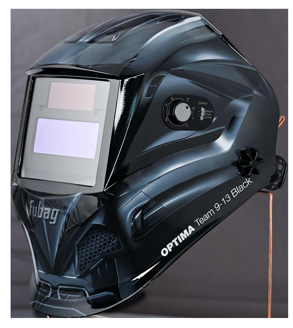 Сварочная маска Fubag OPTIMA TEAM 9-13 BLACK арт.38074