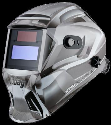 Сварочная маска Fubag OPTIMA TEAM 9-13 SILVER арт.38076