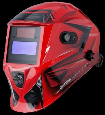 Сварочная маска Fubag OPTIMA TEAM 9-13 RED арт.38075
