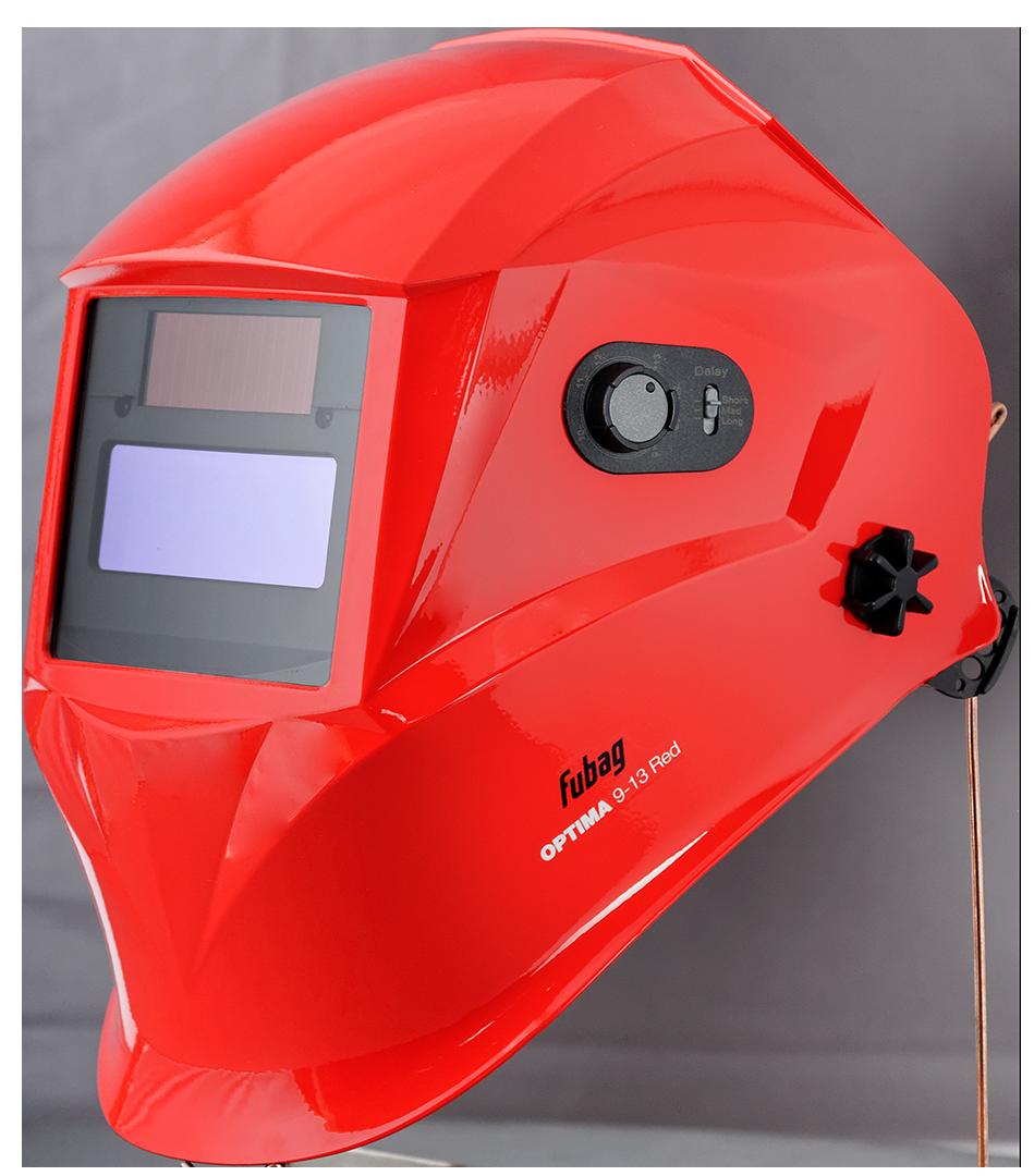 Сварочная маска Fubag OPTIMA 9-13 RED арт.38073
