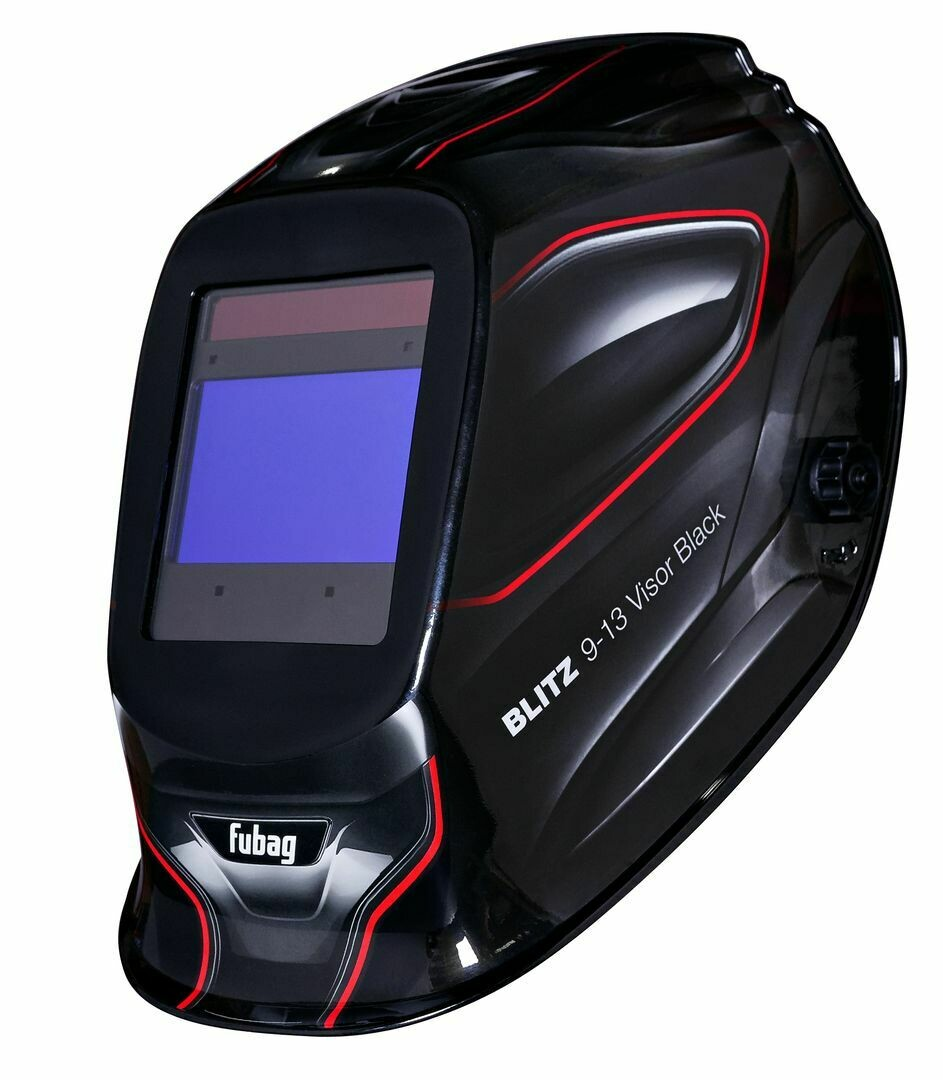 Сварочная маска Fubag BLITZ 9-13 Visor Black арт.38500