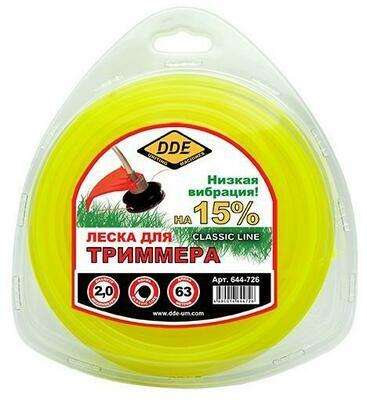 Корд триммерный DDE в блистере