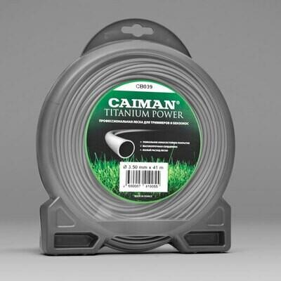Леска проф. 3.0mm/56m Caiman Titanium Power CB037
