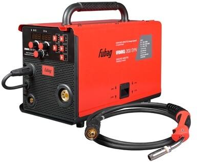 Сварочный  полуавтомат FUBAG  IRMIG 200 SYN с горелкой 38643.1