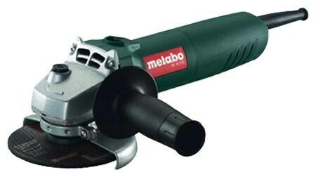 УШМ Metabo W 6-125 650 Вт 125мм 1,5кг в кор 606112500