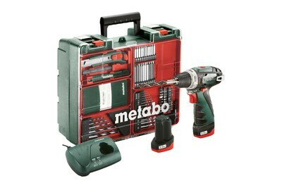 Ак. винтоверт Metabo PowerMaxx BS Basic Set 2х2,0 Ач