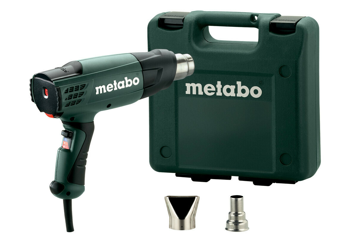 Т/пистолет Metabo НЕ 20-600   2000Вт кейс