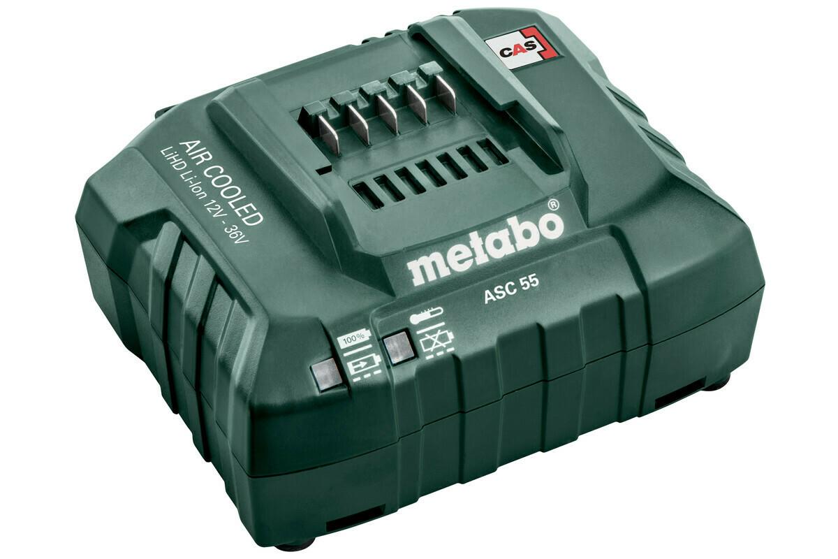 Зарядное устройство Metabo ASC 30-36  12-36В
