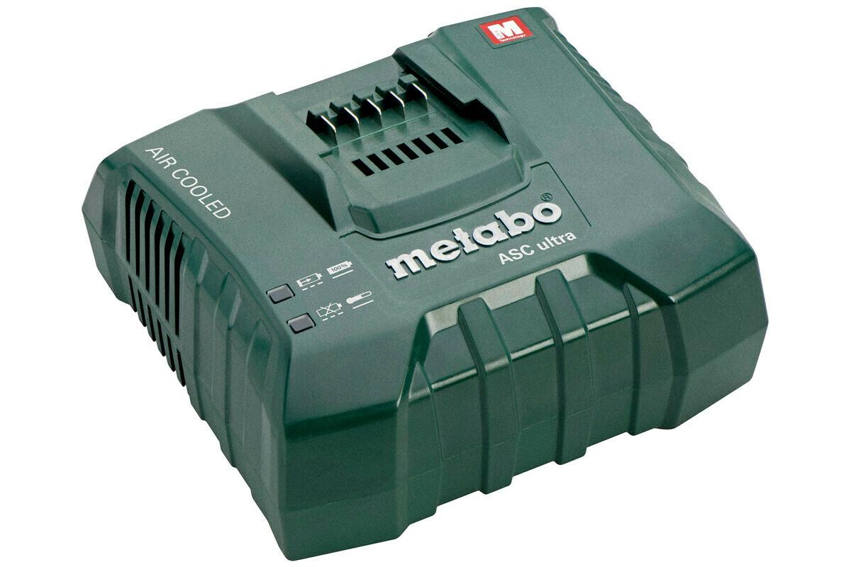 Зарядное устройство Metabo ASC Ultra 14.4-36V
