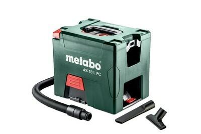 Пылесос Metabo AS 18 L РС аккумуляторный без АКК и ЗУ