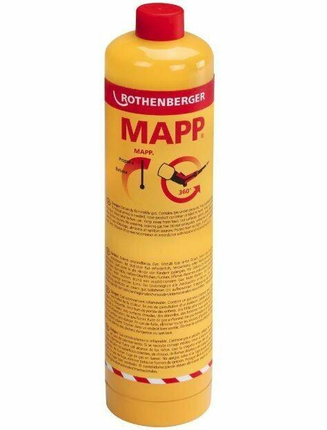 Газовый баллон MAPP GAS 35521-B ROTHENBERGER