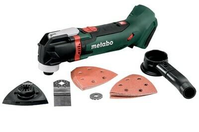 Многофункциональный инструмент Metabo MT 18 LTX Compact без АКК и ЗУ