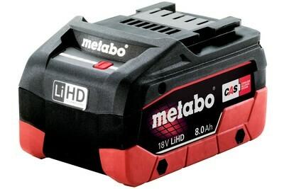 Аккум-р Metabo LiHD 18B 8,0Ач