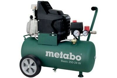 Компрессор Metabo 601533 Basic 250-24 W  масл 1.5к