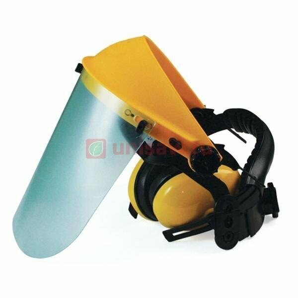 Маска защитная (плеск) с наушниками