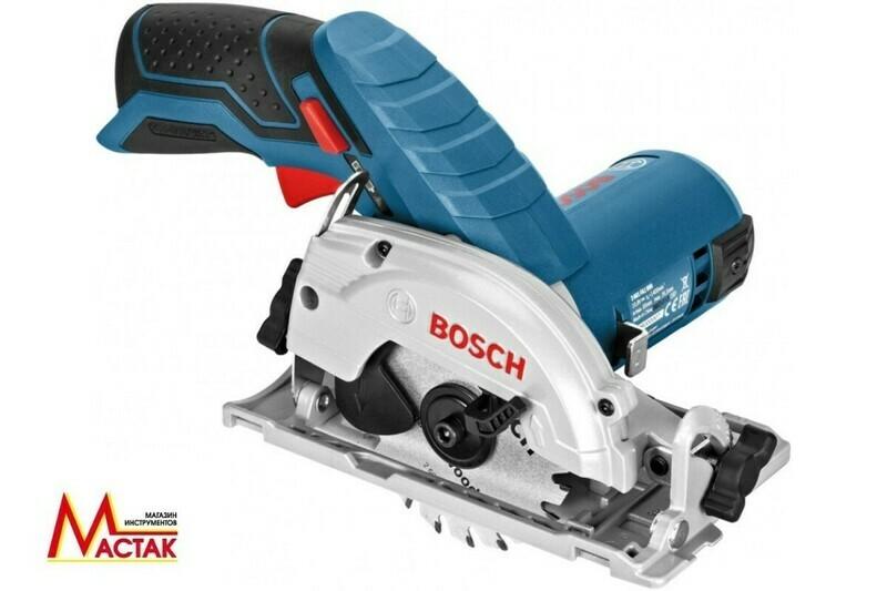 Ак. пила цирк. Bosch  GKS 10.8 V-Li
