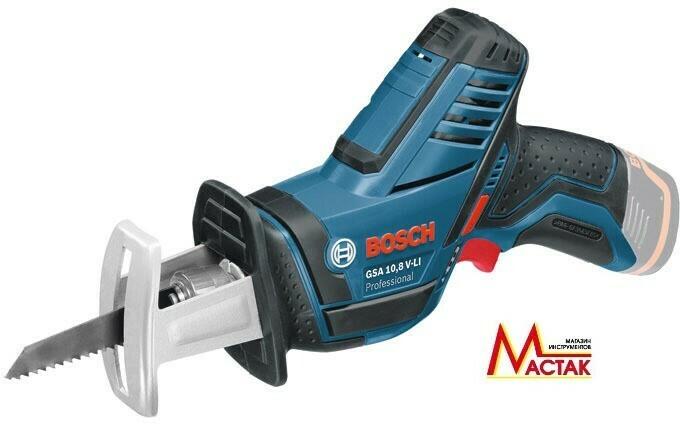 Ак. сабельная ножовка Bosch 0 601 64L 902 GSA 10.8