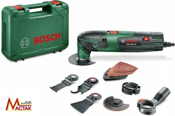 Резак Bosch PMF 220 Set