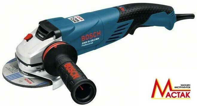 УШМ Bosch GWS 15-125 СIEH V 0 601 830 322