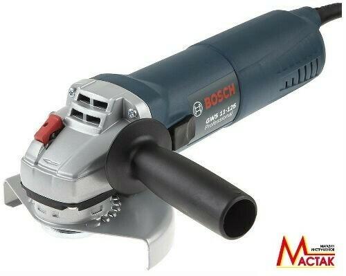 УШМ Bosch GWS 11-125  0 601 792 0R0