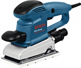 Виброшлифмашина Bosch GSS 230 AE  0 601 292 66A (L