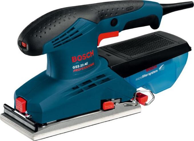 Виброшлифмашина Bosch GSS 23AE  0 601 070 721