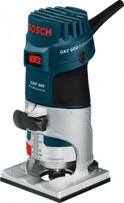 Эл. фрезер Bosch GKF 600 + ОСН. 0 601 60А 101